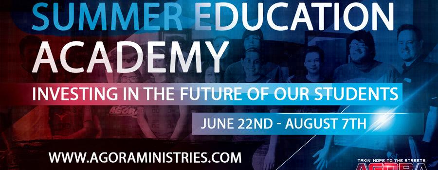 AGORA LIVE Summer Academy