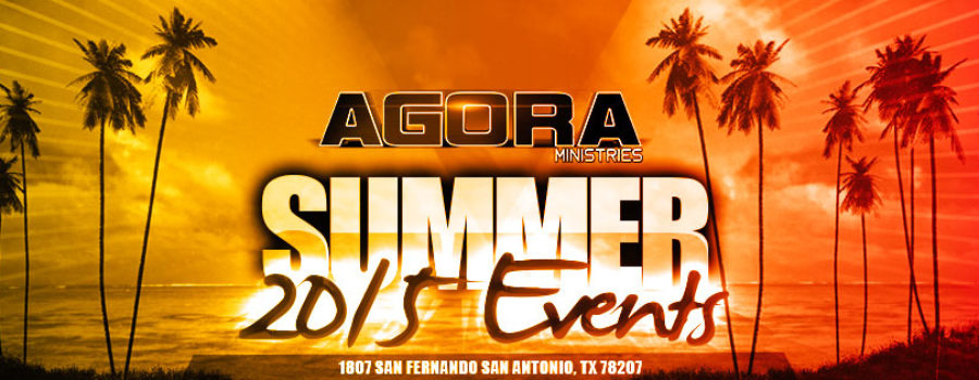 Summer 2015 Events