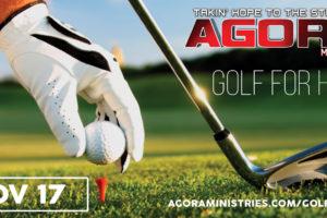 AGORA Golf For Hope 2016