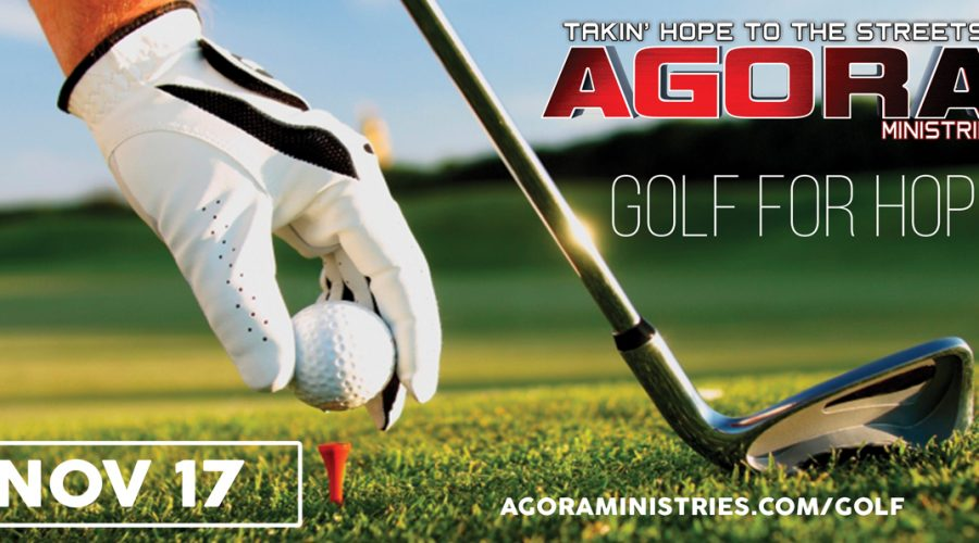 AGORA Golf For Hope 2016