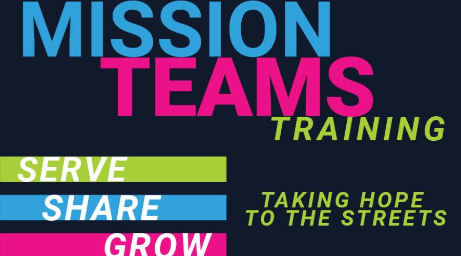 Missions Team Training